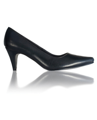 Le dame shoes kitt 3in pump black thirteen